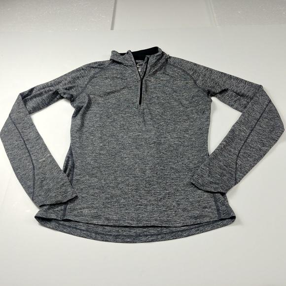 297033713 Nike Jackets & Coats | Running Womens 14 Zip Shirt Jacket Small S ...